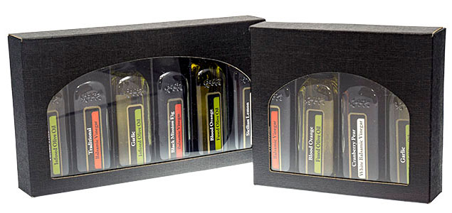 60ml Olive Oil Bottle Boxes