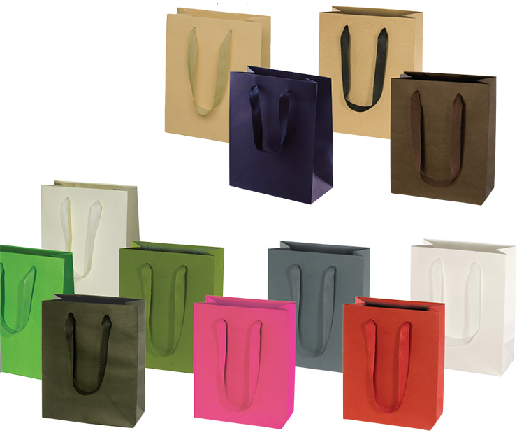 Manhattan Shopping Bags (20 colors available)