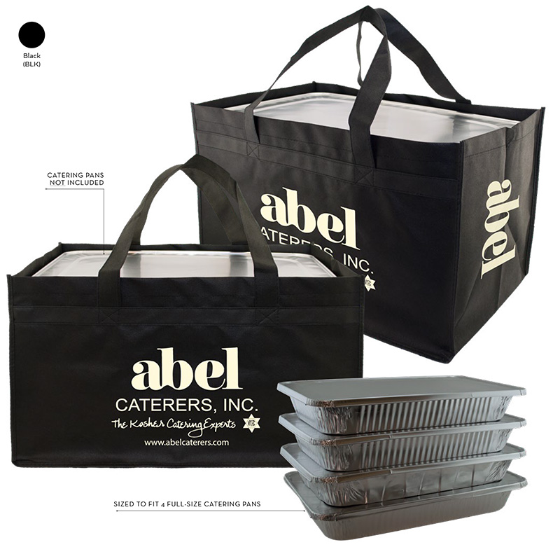 Non-Woven Full Tray Catering Bag