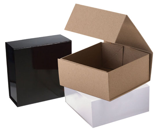 Rigid Folding Boxes (Fully Collapsible)