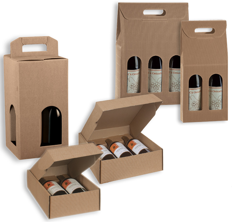Tawny Wine Packaging
