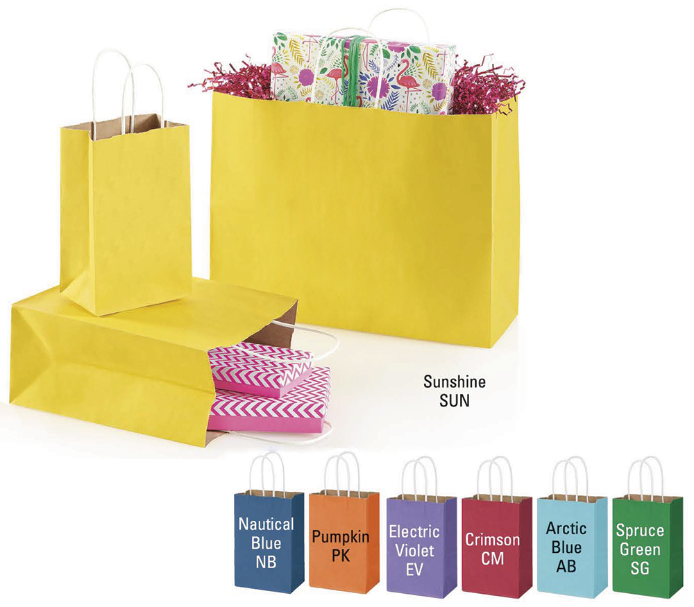 Tints on Duet Shopping Bags