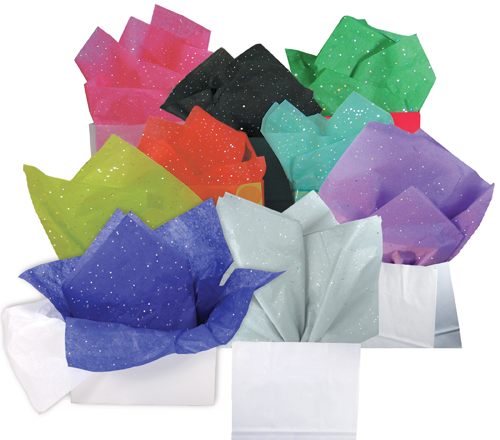 Gemstones Tissue Paper - Made in USA