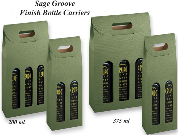 Sage Groove Olive Oil Bottle Carriers