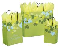 Berry Branches Paper Shopping Bags (Cub)