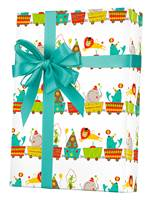 Big Top Circus Gift Wrap Wholesale Gift Wrap Paper