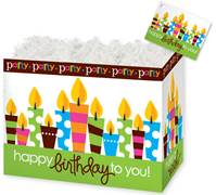 Birthday Party Gift Basket Boxes Gift Basket Boxes, Gift Basket Packaging
