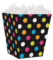 Bright Dots Sweet Treat Box Sweet Treat Boxes, Gift Basket Packaging