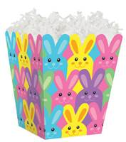 Easter Bunnies Sweet Treat Box Sweet Treat Boxes, Gift Basket Packaging