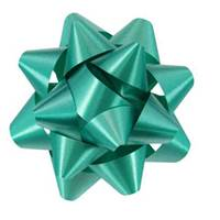 Emerald Splendorette Star Bows