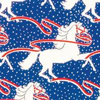 Enchanted Horse Gift Wrap Paper