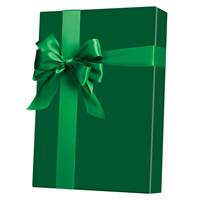 Forest Green Gift Wrap