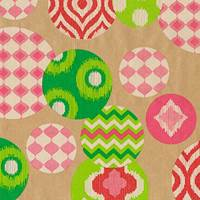 GW-8814 (6000) Gift Wrap Paper (Lenox Lined)