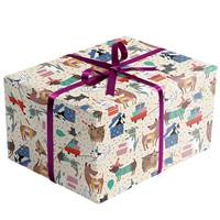 Go Dog Gift Wrap Paper Wholesale gift wrap paper, Jillson & Roberts gift wrap, All occasion gift wrap, Everyday gift wrap, Floral gift wrap
