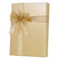 Gold Gloss Gift Wrap