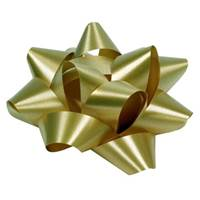 Gold Splendorette Star Bows