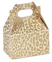 Golden Cheetah Gable Box
