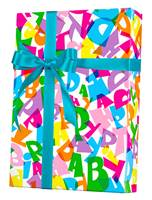 Happy Birthday Type Gift Wrap Wholesale Gift Wrap Paper