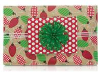 Lights Gift Wrap Paper (Reversible)