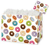 Lots of Donuts Gift Basket Boxes Gift Basket Boxes, Gift Basket Packaging