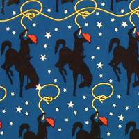 Midnight Cowboy Gift Wrap Paper