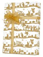 Nativity Gift Wrap Wholesale Gift Wrap Paper, Christmas Gift Wrap Paper