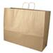 Natural Kraft Shopping Bags (Magnum) - NKM