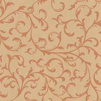 Ornament Kraft Gift Wrap Paper