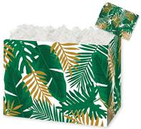 Palm Fronds Gift Basket Boxes Gift Basket Boxes, Gift Basket Packaging