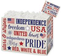 Patriotic Expressions Gift Basket Boxes Gift Basket Boxes, Gift Basket Packaging