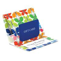 Pop-up Gift Card Holder (Butterfly Reflection)