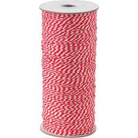 Premium Bakers Twine - Red/White