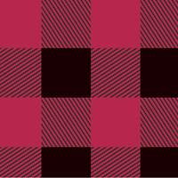 Red Lumberjack Plaid Tissue Paper