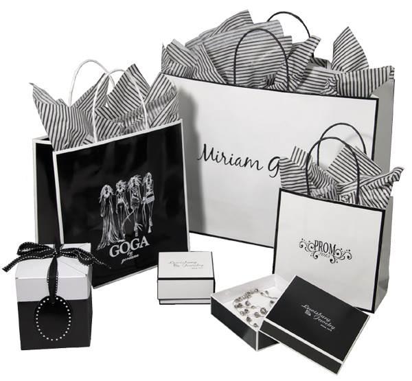 Sophie Shopping Bags White Black Sophie Shopping Bags