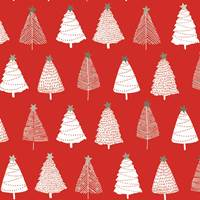Tino Red Gift Wrap Paper