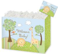 Welcome Baby   Gift Basket Boxes Gift Basket Boxes, Gift Basket Packaging