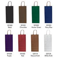 Wine Bottle Paper Shopping Bags Wine Bottle Paper Shopping Bags