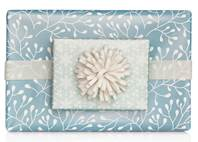 Winter Leaves Gift Wrap Paper (Reversible)
