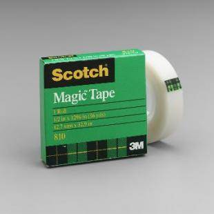 Clear magic transparent tape
