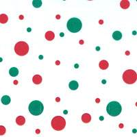 Holiday Dots Tissue Paper