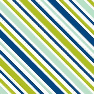 Nautical Stripes Tissue Paper