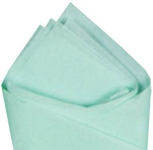 Cool Mint Tissue Paper
