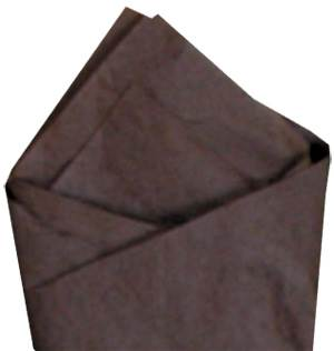 Chocolate Economy Tissue Paper
