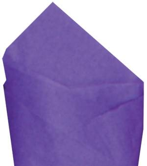 Pansy Tissue Paper