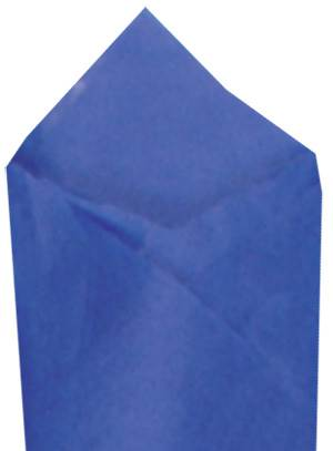 Parade Blue Tissue Paper