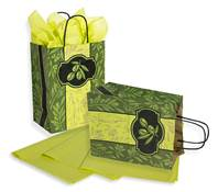 Olivia Paper Shopping Bags (Cub)